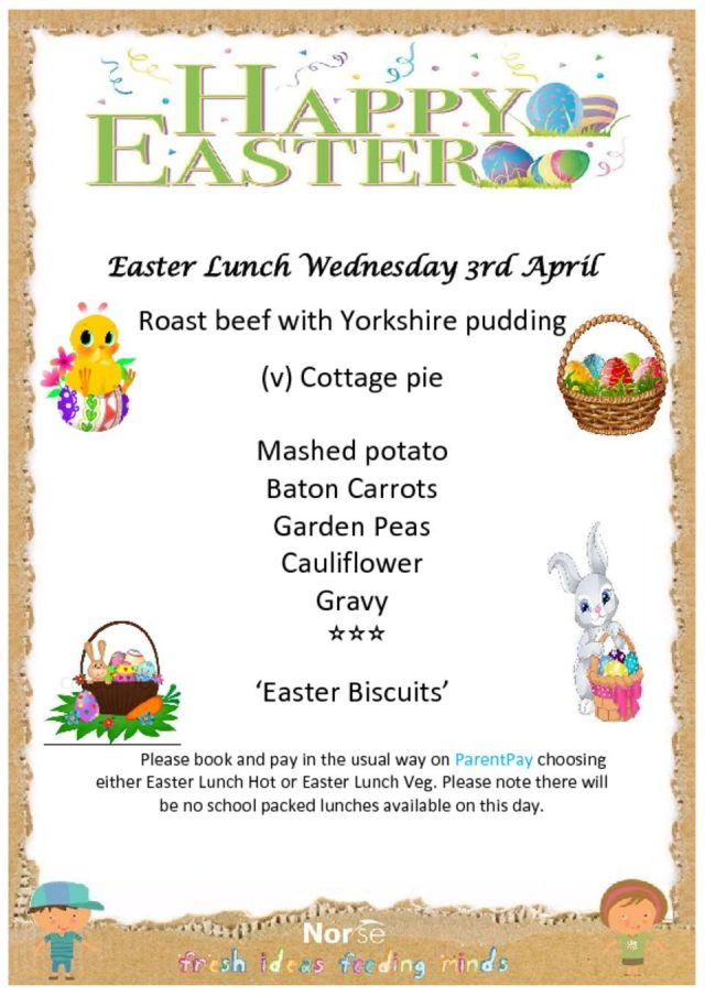 thumbnail of Easter Lunch Poster 1