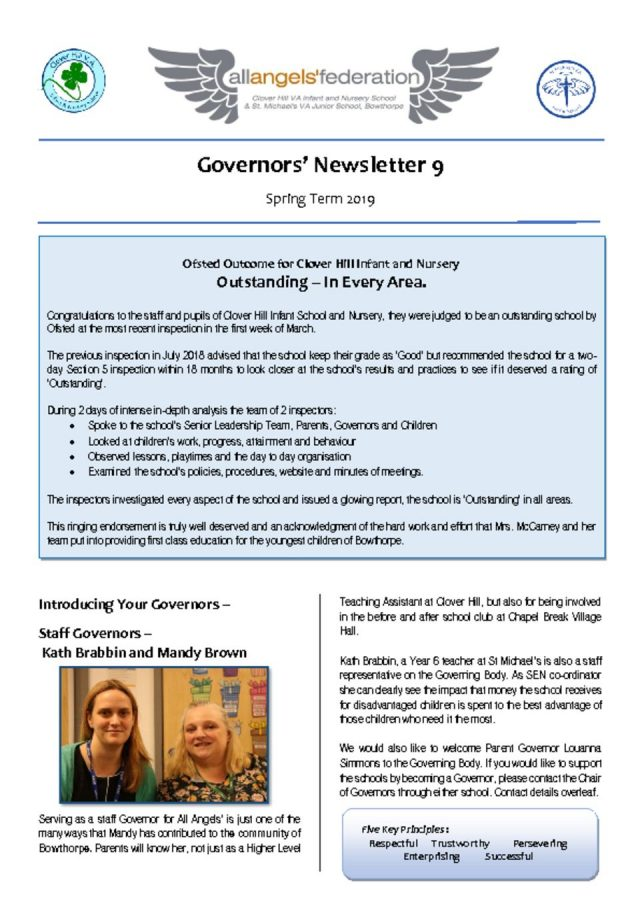thumbnail of Newsletter Spring 2019 No 09 V3