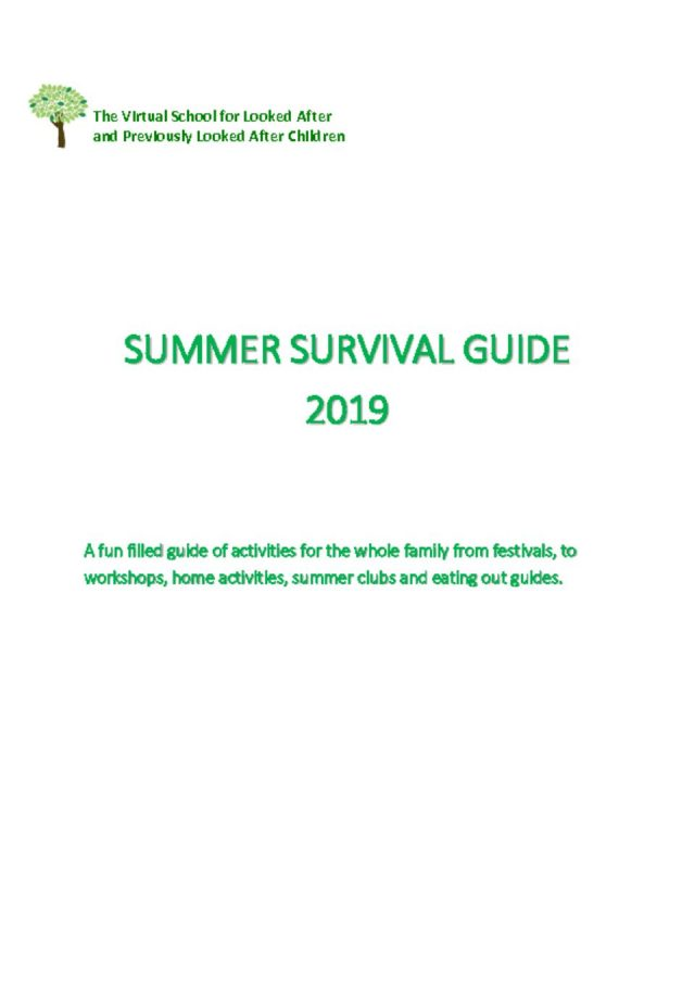 thumbnail of 2019 Summer Survival Guide